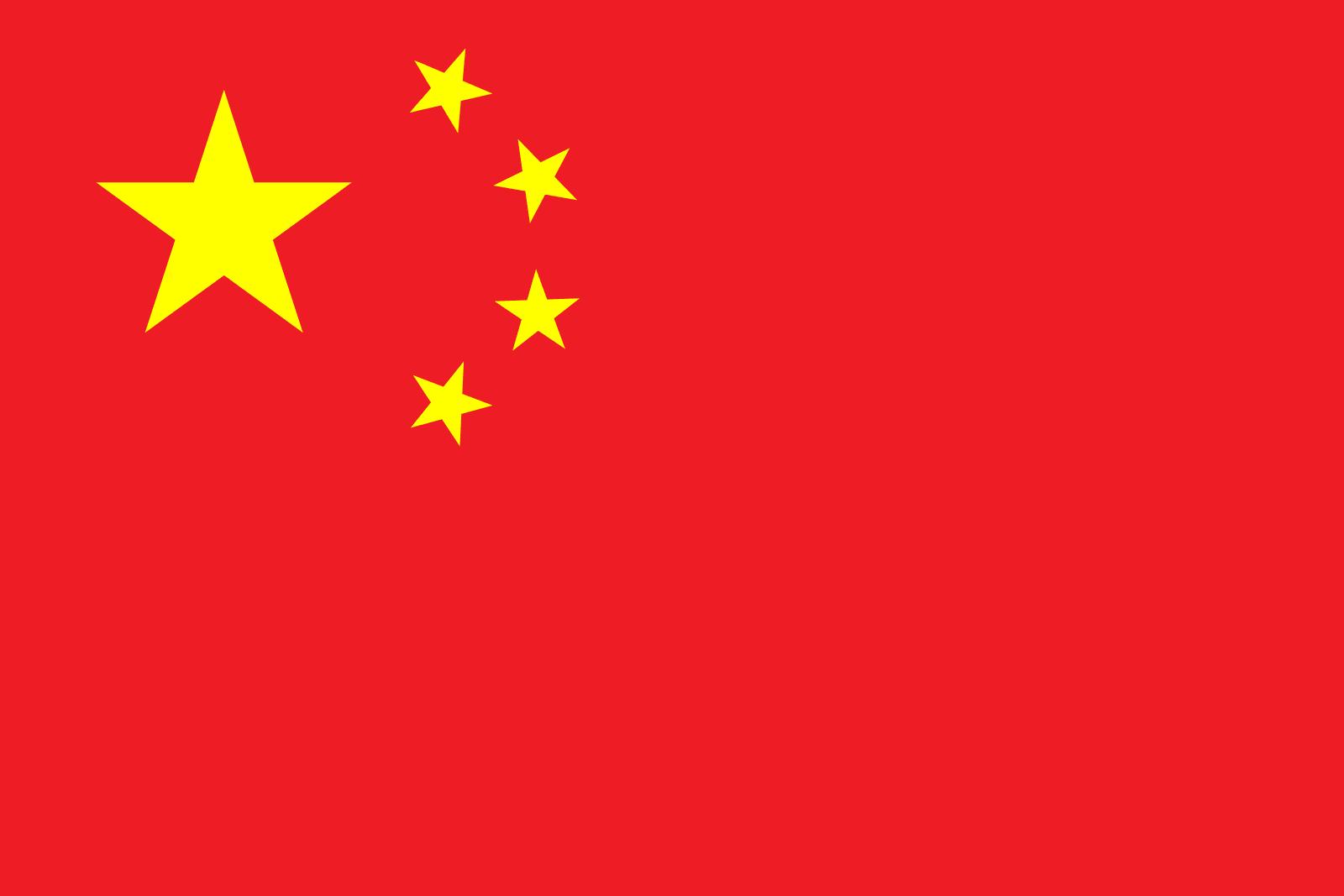 China | Banderas de países
