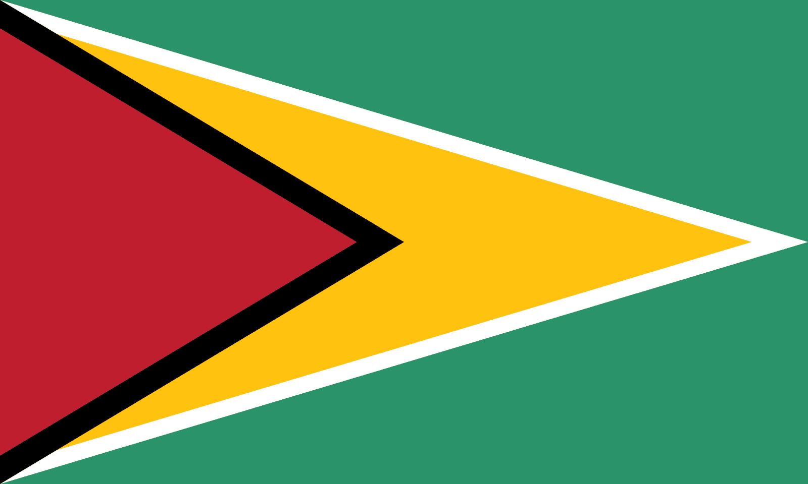Guyana   Banderas de países