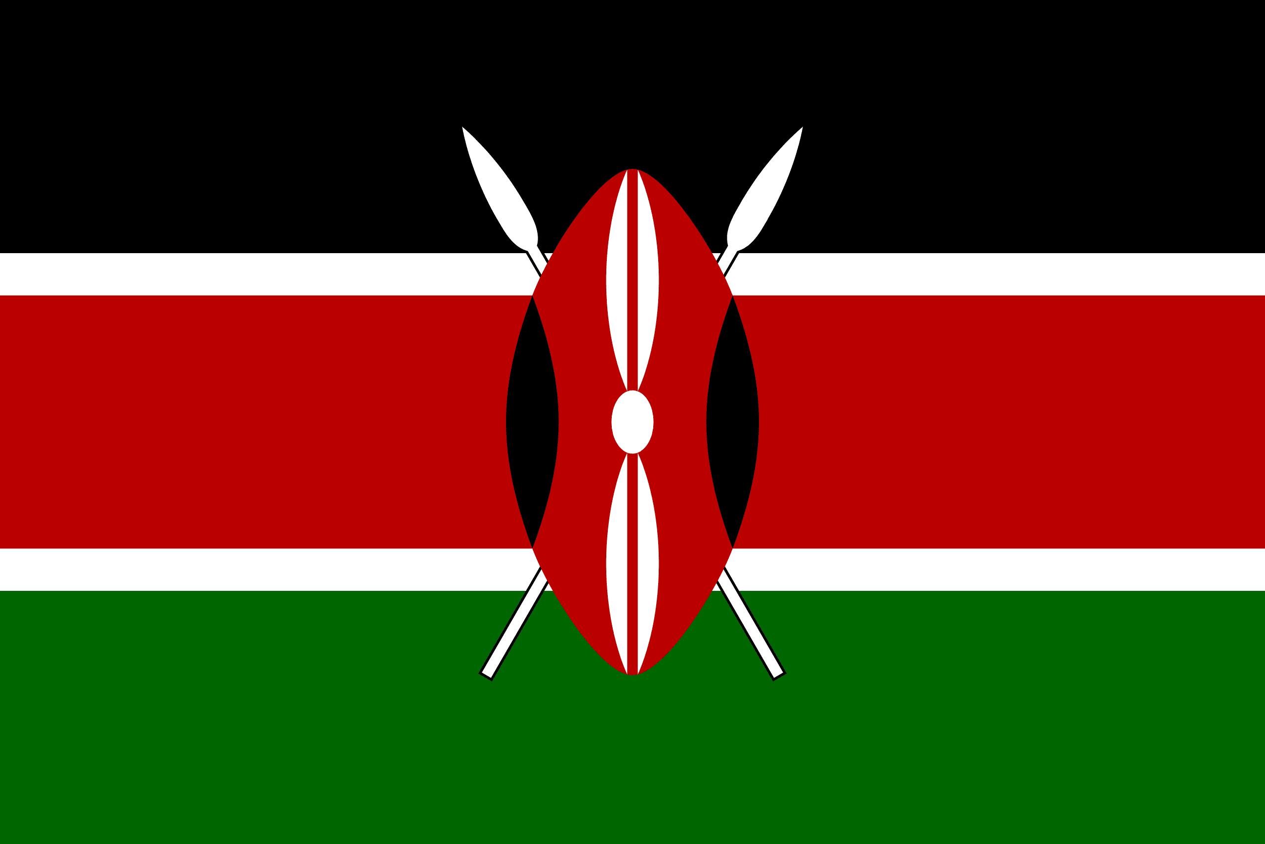 Kenia | Banderas de países