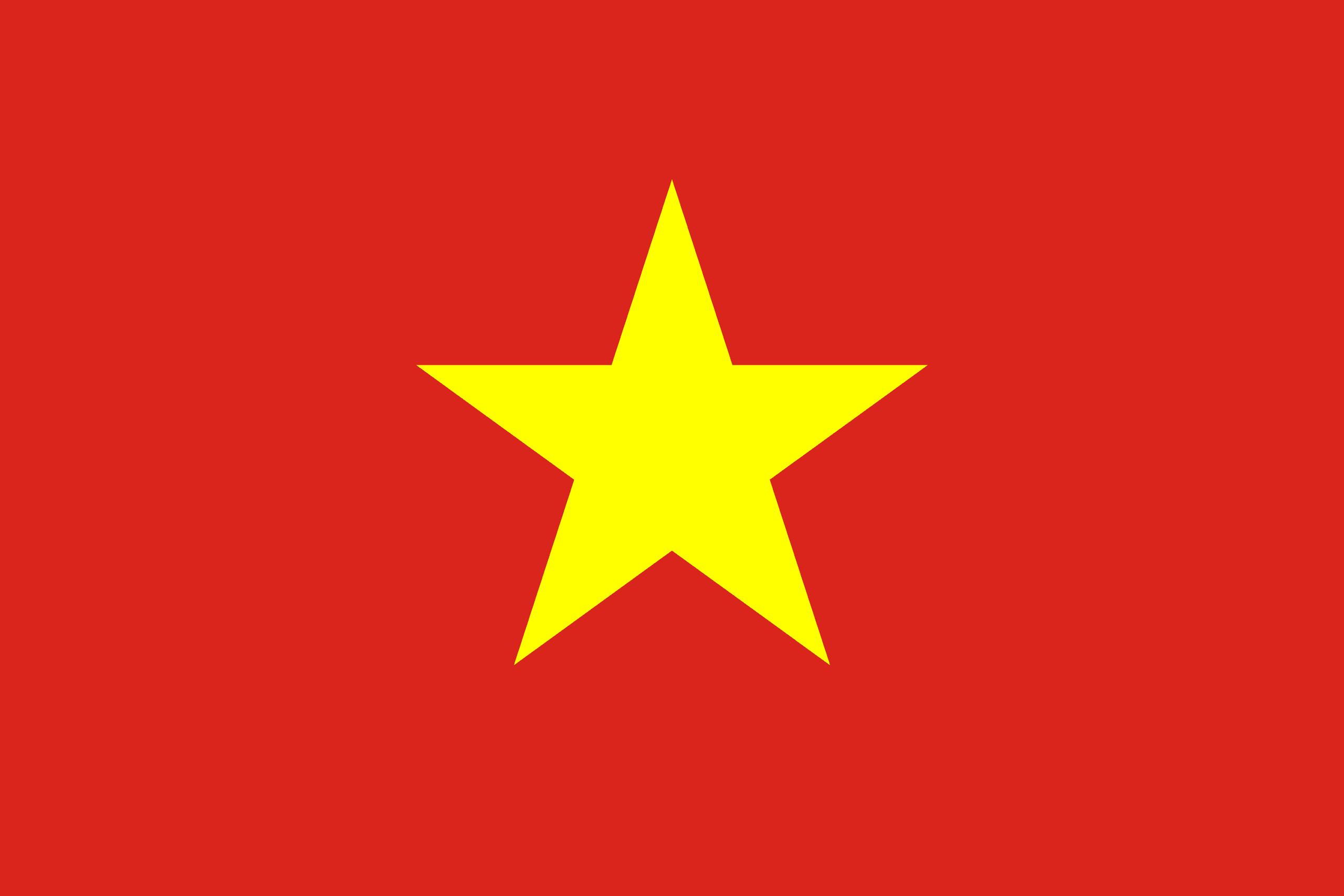 Vietnam | Banderas de países