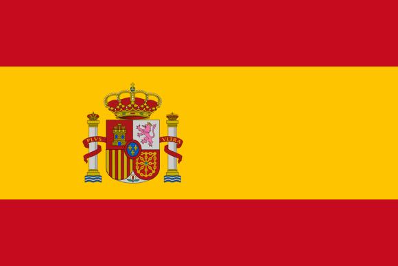Resultado de imagen para bandera españa pequeña